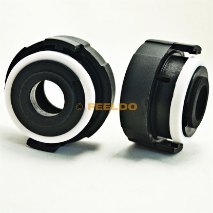 Picture of 1pcs Car Bulbs Socket Adapter For E46 3-Series(Type3) H7 HID Xenon Bulb High Beam Installation