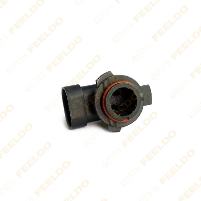 Picture of 2PCS Car 9012/H1R2 LED Bulb Socket Brake Turn Signal Light Harness Wire Plug Connector