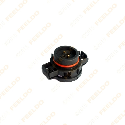 Picture of 1pcs 4H16/5202/2504/PSX24W Bulbs Male Connector For Fog Lights Holder Plug