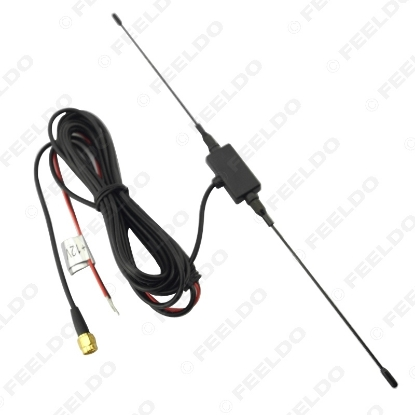 Picture of Car SMA Active antenna with built-in amplifier for digital TV