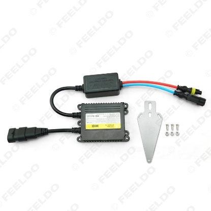 Picture of Car AC12V 35W Slim Ballast for Xenon Bulb Light And HID Kit Replacement Ballast