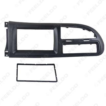 Picture of Car CD Radio Stereo Fascia Panel Frame Adaptor Fitting Kit For Ford Transit(2014)