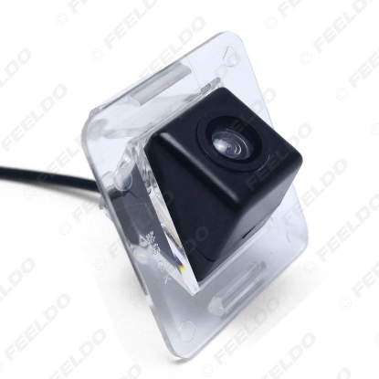 Picture of Waterproof Car Backup Rear view Reverse Camera For Mercedes-Benz GLK 2009–present