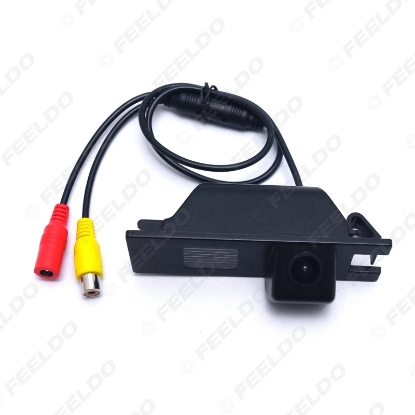 Picture of Car Rear View Reverse Parking Camera For Opel /Vauxhall /Corsa /Astra /Zafira /Vectra Parking Camera