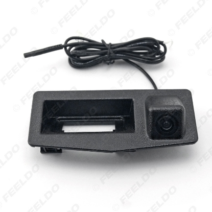 Picture of Car Trunk Handle Backup Rearview Camera for Cadillac ATS-L 2014/15/16 Reverse Parking Camera