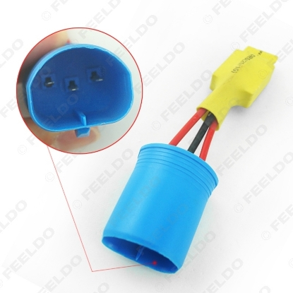 Picture of Car 9004 9007 HID NO Error Warning Canceller Anti-power Leakage Module Load Resistor NO Flickering
