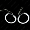 Picture of 4pcs/Set Car CCFL Angel Eyes Light Halo Rings Kits For Mazda 6 Headlight DRL Car Styling