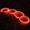 Picture of Car DRL CCFL Angel Eyes Light Halo Rings Kits For BMW E92 Car Styling Headlight 6-Color