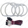 Picture of 4pcs/Set Car LED Halo Rings Angel Eyes DRL Head Lamp For BMW E84/X1(2010-2011) Non-projector