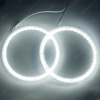Picture of Auto SMD Angel Eyes Light Halo Rings DRL For Ford Ford Focus 08+ Bi-Xenon Headlight