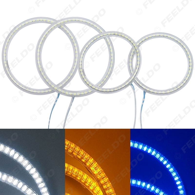Picture of Auto SMD Angel Eyes Light Halo Ring For Hyundai Elantra(04-06) Headlight 3-Color