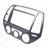 Picture of 2Din Car Fascia for Hyundai I-20 I20 I 20 Manual AC Radio DVD Stereo GPS Panel Dash Mount Trim Kit Face Plate Bezel Facia