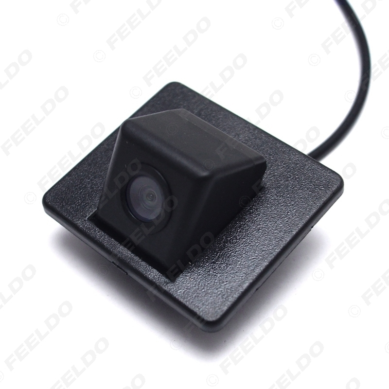 Picture of Car HD CCD Rear View Camera For KIA K4(14-16)/Cerato Forte Hatchback Park Assid Backup Camera