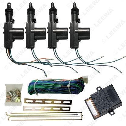 Picture of DC12V Universal Car Power Central Locking System For 4 Doors