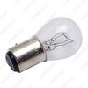 Picture of 10pcs DC12V Car BAZ15D/P21W/4W/1122 Clear Glass Lamp Brake Tail Bulb Car Indicator Halogen Lamp