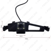 Picture of Auto CCD Parking Reversing Backup Camera WIht LED for BYD F6 Rearview Camera