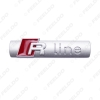 Picture of Auto Styling Sides Sticker Metal Label 3D Stickers Car Metal Emblem for S-Line R-Line