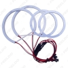 Picture of Car Xenon Cotton Angel Eyes Halo Ring Light For Ford Focus 08+ Headlight DRL Light
