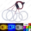 Picture of Car Xenon Cotton Angel Eyes Halo Ring Light For Hyundai Tiburon/Sonata/i30 Headlight DRL