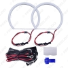 Picture of Car Xenon Cotton Angel Eyes Halo Ring Light For Hyundai Spectra 05-06 Headlight DRL