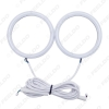 Picture of Car Xenon Cotton Angel Eyes Halo Ring Light DRL For Lada VAZ 2110/2112 Headlight