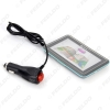 Picture of 3.5m Car GPS Navigator Radar Charger Mini USB Interface Adapter With ON/OFF Switch 12V-24V