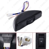 Picture of Universal Moon Electronic Car Power Window Switch 8pcs Switches With Holder And Wire Harness For 4 Doors