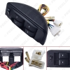 Picture of Universal Car/Auto 4 Doors Electronice Power Window kits 8pcs/Set Moon Swithces and Harnessb Cable DC12V