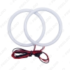 Picture of Car Xenon Cotton Angel Eyes Halo Ring Light For Ford Focus 05+ Headlight Car Styling