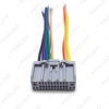 Picture of Car Audio Stereo Wiring Harness Adapter Plug For Jeep Wrangler/Compass OEM Factory Radio CD/DVD