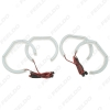 Picture of 4pcs/Set Auto Crystal Angel Eyes Halo Ring DRL For BMW E90 Sedan 06-10/E92 Coupe 07-10 3-Color