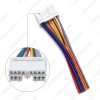 Picture of Car Audio Stereo Wiring Harness Adapter Plug For Mitsubishi Grand/Pajero Lioncel Joyear OEM Factory Radio Tail Wire