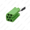 Picture of Car Aux-In Input 3.5mm Adapter For Renault/Clio/Megane/Laguna MP3/iPod/iPhone Interface Cable