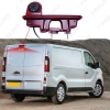 Picture of Car 6LED IR Brake Light Rear View Reversing/Parking Camera For Opel Vivaro / Renault Trafic 2014