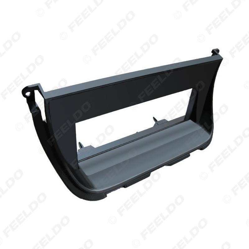 Picture of Car 1DIN Stereo CD Radio Fascia Panel Frame For JAGUAR (European) Dashboard Installation Mount Kit
