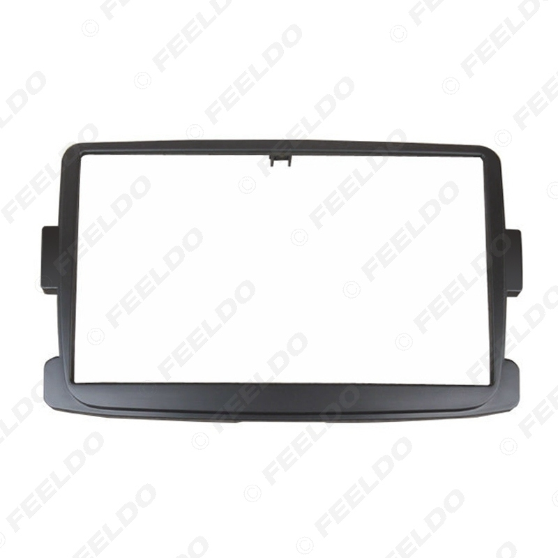 Picture of Car Refitting CD DVD Radio Stereo Fascia Plate Panel Frame For Renault Duster 2010+ 2-Din Dash Installation Mount Kit
