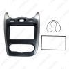 Picture of Car 2 DIN Stereo Radio Fascia Plate Panel Frame For Renault Sandero 2013 Dash Installation Mount Kit