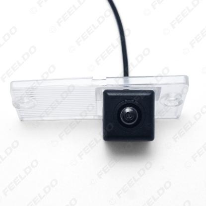 Picture of HD CCD Car Backup Rear View Camera For KIA Cerato (09~13) /Forte (09~13) Night Vison Reverse Car Camera Kit