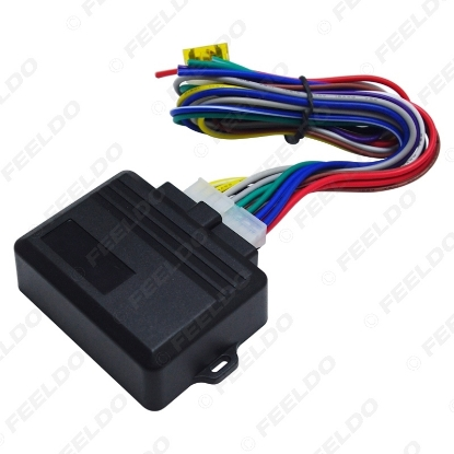 Picture of 12VDC Universal Car 2/4 Door Power Window Sunroof Windonw Auto Roll-up Closer Control Module