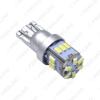 Picture of 1PC  White Car T10 194 168 18LED 3014 Chip Electrodeless Wedge LED Bulb Light Reading Light Lamp Bulb DC12V