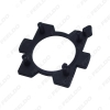 Picture of 2pcs H7 LED Headlight Holder Adapters Lamp Base For Mazda CX5/CX7 GEELY SOUEAST V3/V5/V6/DX7 Bulb Holder