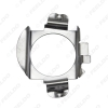 Picture of 2pcs Auto LED Headlight H7 Sokets Adaptor Holder For Mercedes Benz B-Class / C-Class / ML Class Ford Edge Lamp Base