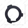 Picture of 2pcs Auto LED Headlight H7 Sokets Adaptor Holder For Volkswagen Polo Skoda Octavia MG Adapter Lamp Base