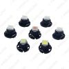 Picture of Auto Car T4.7 5050 1-SMD Chip LED Dashboard Meter Panel LED Light Bulb Car LED lamp 7-Color