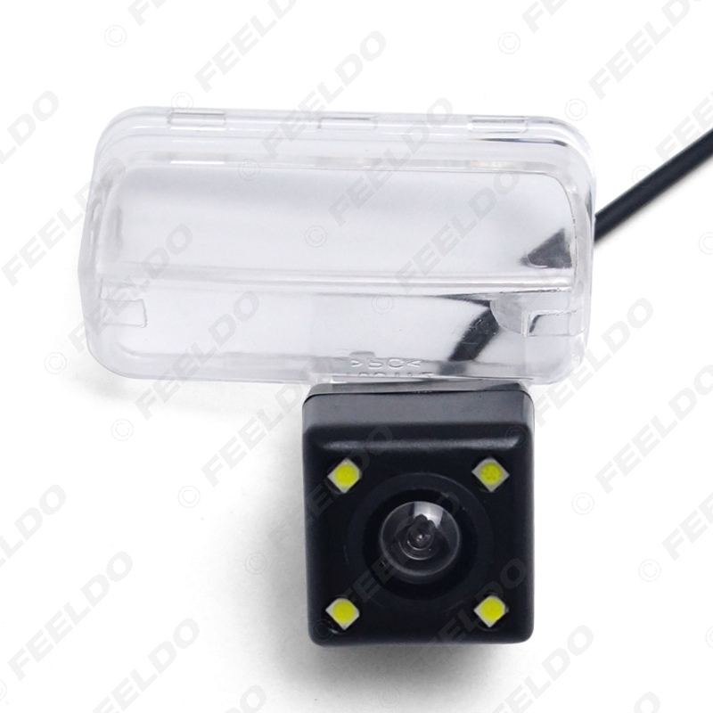 Picture of Special Car Rear View Camera With LED Light For Citroen C3 Picasso C4 Picasso Reversing Backup Camera