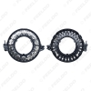 Picture of 2x Auto D1 HID Xenon Bulb Holder Base Adapter Car D1 HID Bulb Bracket Retainers Sockets