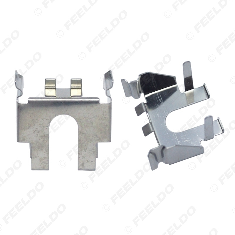 Picture of 2x Car H7 HID Xenon Bulb Adapter Holder For Ford High Bean Bulb Base Holder H7 HID Bulb Retainer Clip