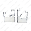 Picture of 2x Car H1 HID Xenon Bulb Retainer Clip Adapter For Ford High Bean Bulb Base Holder H1 HID Bulb Holder