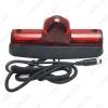 Picture of Car LED Brake Light IR Rear View CCD Camera Parking Camera For Nissan NV Passenger Cargo Van NV1500/NV2500/NV3500(2009-2014)