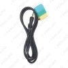 Picture of Car Audio Radio 3.5mm AUX-IN Adapter Cable For Volkswagen Bora Golf 6 Video Convert Cable Plug